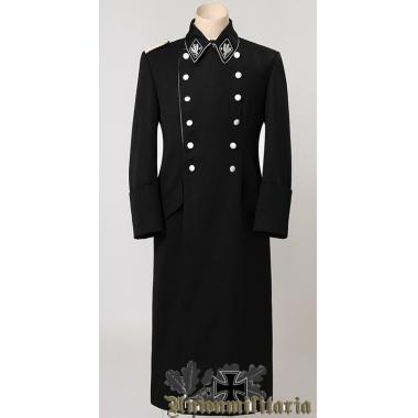 WW2 German M32 Black General Overcoat