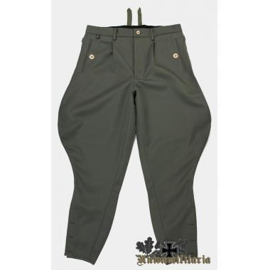 WW2 German Officer Field Gray Breeches