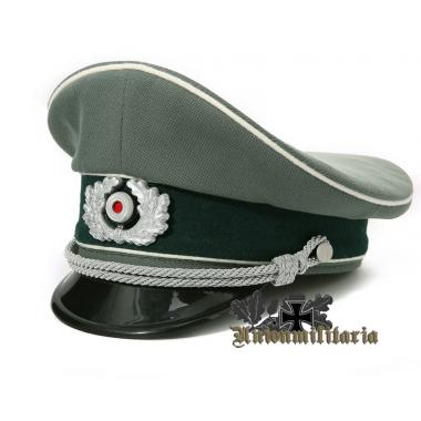 Heer Officer Visor Cap