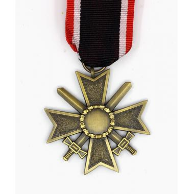 1957 War Merit Cross 2nd Class with Swords