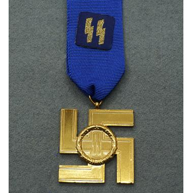 SS Long Service Award (25 Years)