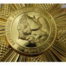 French Legion of Honor Breast Star in Gold