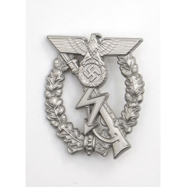Prototype of the Infantry Assault Badge
