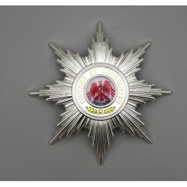 The Order of the Red Eagle 1st Class without Swords Breast Star