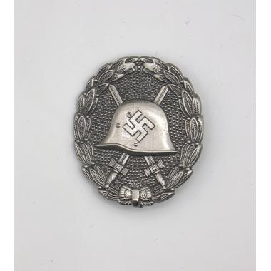 Legion Condor Wound Badge in Silver