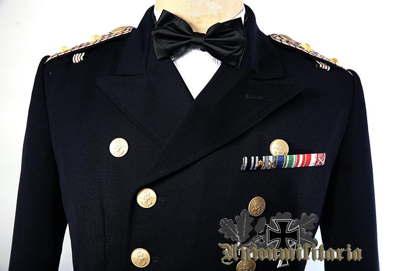 WW1 German Naval Officer Frock Coat_WW1 German Uniforms_WW1