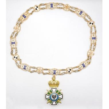 House Order of Hohenzollern with Swords Collar