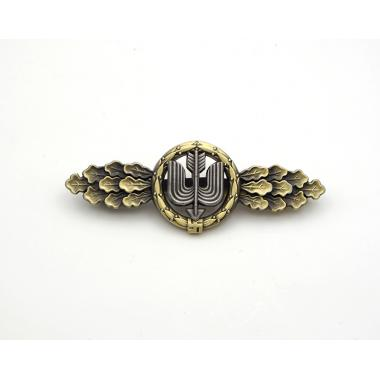 Long Range Day Fighter  Squadron Clasp in Bronze