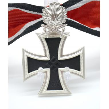 3-piece Knight Cross with Oak Leaf & Swords